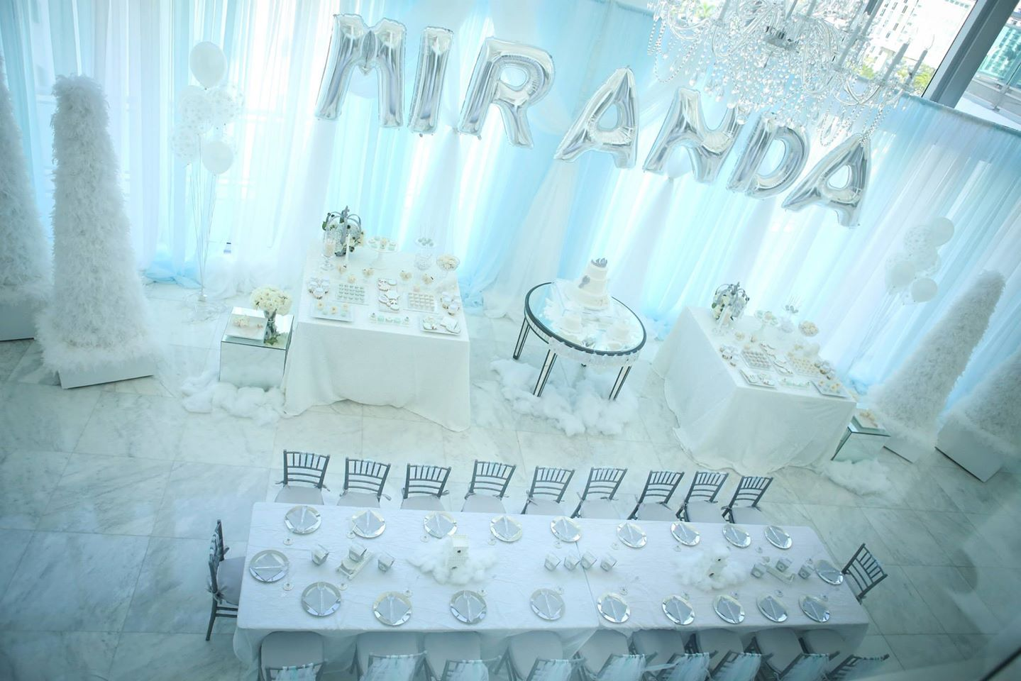 Snow Princess Birthday - Birthday Party Ideas & Themes