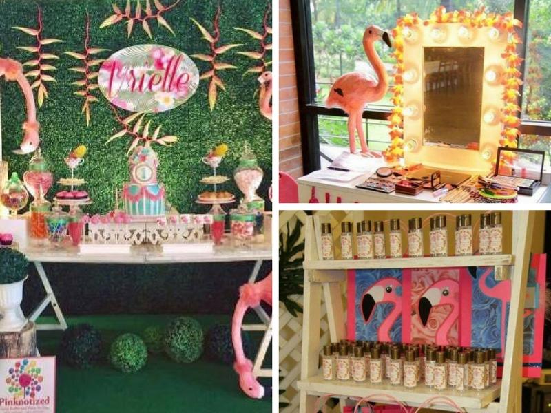 Tropical Safari Flamingo Party Birthday Party Ideas Amp Themes