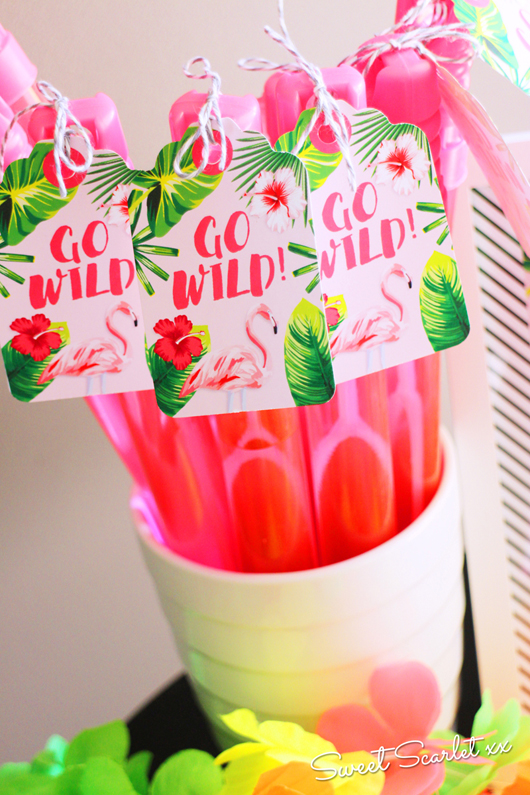 Festive Flamingo Birthday Party Birthday Party Ideas