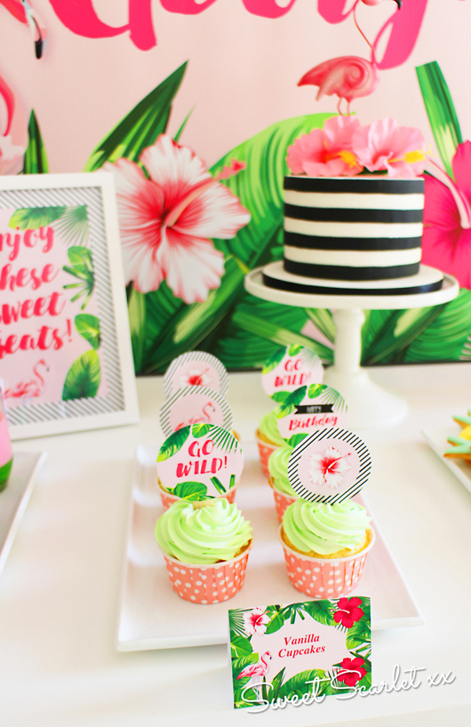 Festive Flamingo Birthday Party Birthday Party Ideas