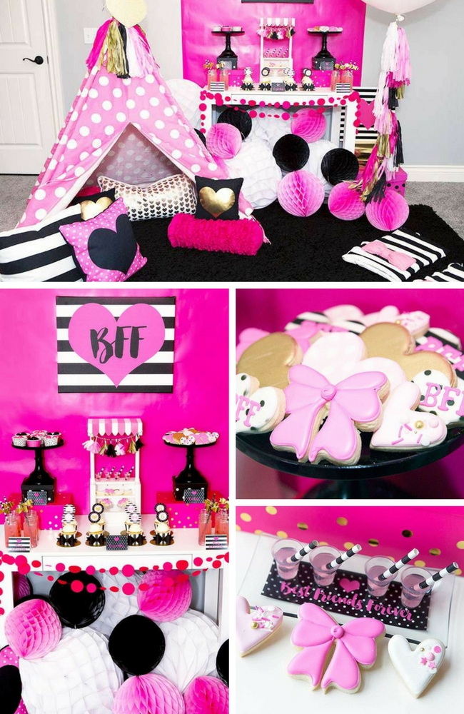 kate spade birthday inspirations