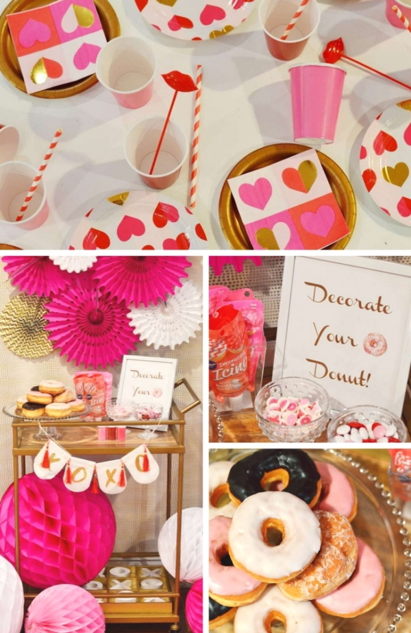 Donut Party Inspirations Birthday Party Ideas Amp Themes