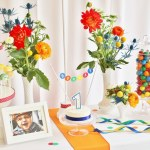 Primary Color Birthday Party