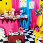 Candy Shop Birthday Party