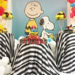 Snoopy And Pals Birthday