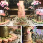 Vintage First Birthday Celebration