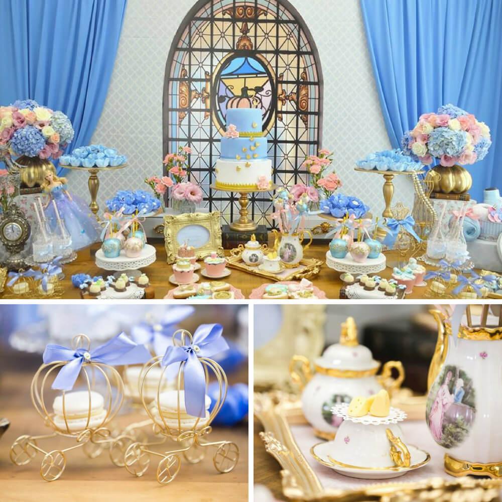 Cinderella Wedding Theme Ideas: Birthday Party Ideas & Themes