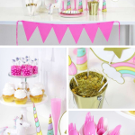 Rainbow | Unicorn Party Inspiration