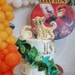 Fiesta temática de Hakuna Matata Lion King