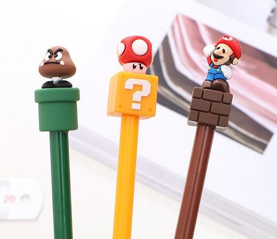 Mario Pens for Kids