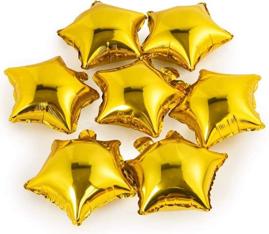 Star-shaped Balloon
